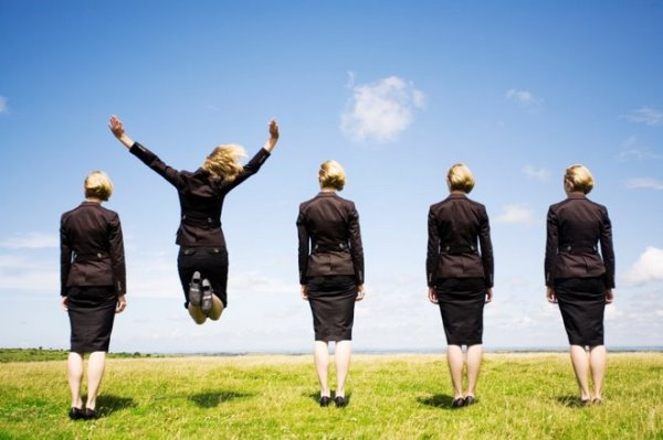 happy working woman - Experiencing Life Foundation